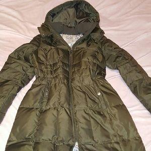 Eddie Bauer Jackets & Blazers - Eddie Bauer Goose Down Coat with Hood