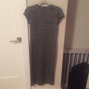 H&M Sexy Midi Bodycon Dress