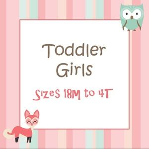 Toddler Girls Items