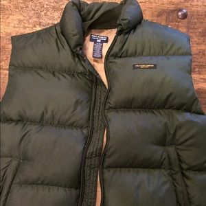 Polo by Ralph Lauren puffy vest