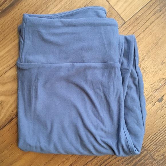 LuLaRoe - BNWT LuLaRoe OS Blue/Grey leggings from Emily's closet ...