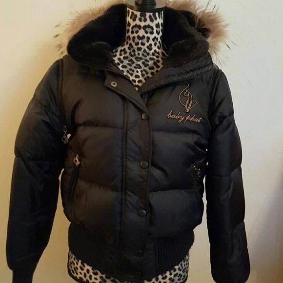 Baby Phat Jackets   Blazers - Baby Phat Puffer Jacket d428cdee2