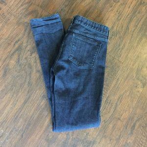 J. Crew Stretch Toothpick Jeans