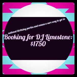 Exibit Other - DJ Booking