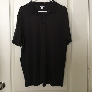 Calvin Klein Other - Calvin Klein black polo shirt XL - measurements