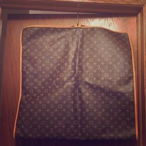 Louis Vuitton Handbags - Louis Vuitton Monogram Canvas Garment Bag