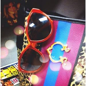 Authentic House of Harlow Sunglasses.