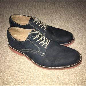 228c50bc695 14th   Union Shoes - Arlington Derby Nubuck Navy Men s ...