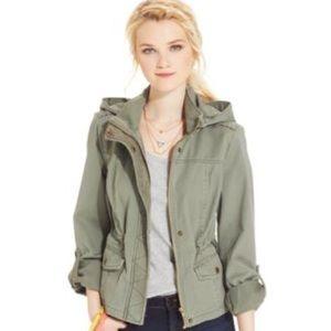 Cargo jacket 💚