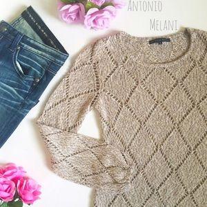 ANTONIO MELANI Sweaters - Antonio Melani sweater.