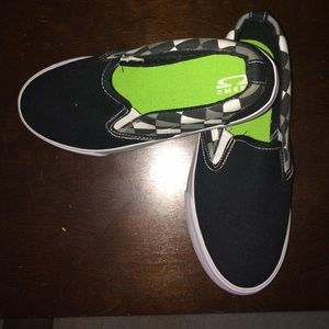 Omega Other - Omega canvas boys shoes