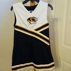 NCAA Other - Girls MIZZOU cheer uniform