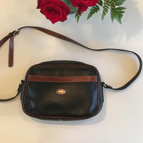 67357bf52d10 Bally Handbags - Vintage Bally Cross Body Bag