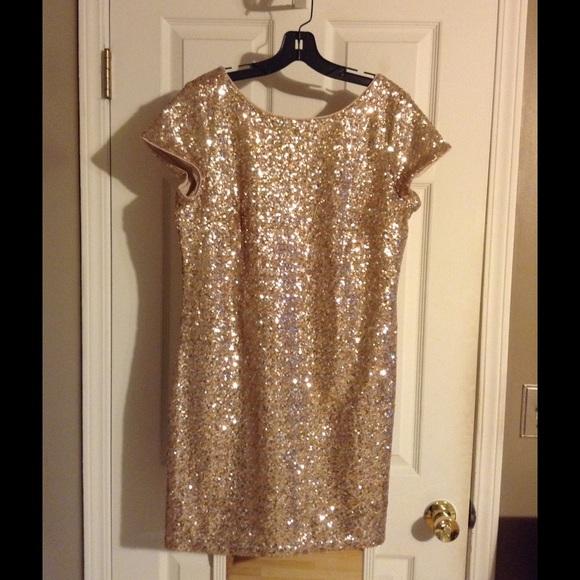 White House Black Market Dresses Sequin Dress Poshmark