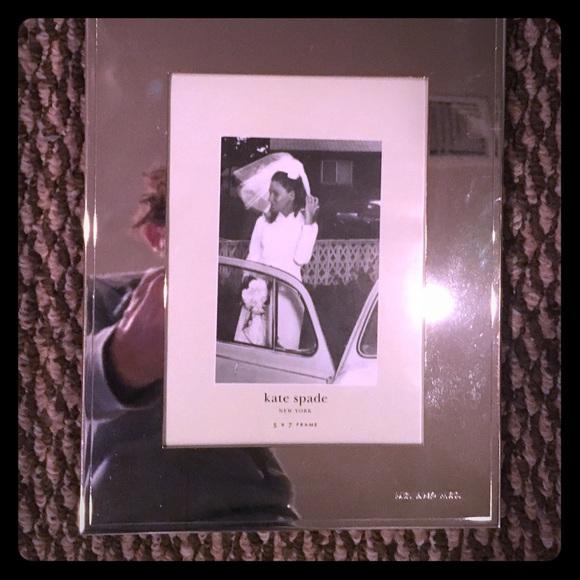 Kate Spade Accessories Gorgeous Wedding Album Mr Mrs Poshmark