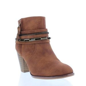 Shoes - Chained Up Booties