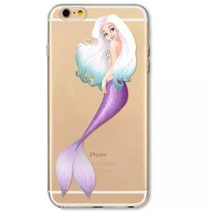 ⚡️SALE⚡️i phone 7 soft skin case