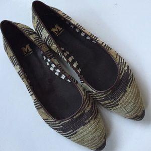 Missoni Shoes - Like new Authentic Missoni flats