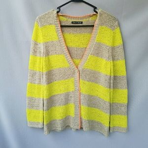 Cable & Gauge Sweaters - Cable and Gauge  Shimmery Sweater