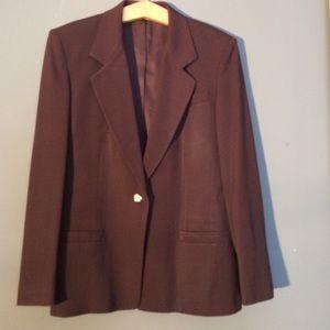 Austin Reed Jackets & Blazers - Austin Reed Brown blazer size 12 EUC loved