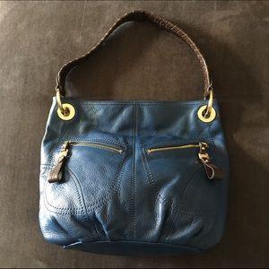b. makowsky Handbags - B.Makowsky Leather Hobo Bag