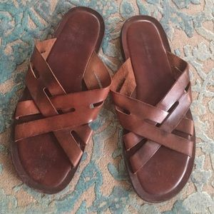 To Boot Other - To Boot Brown Leather Sandals size 13