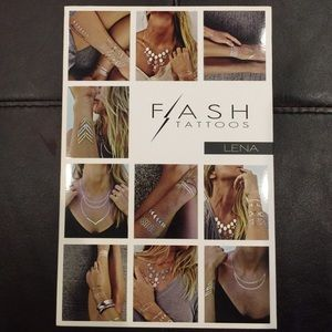 Flash Tattoo Other - Brand New, complete pack of Lena Flash Tattoos
