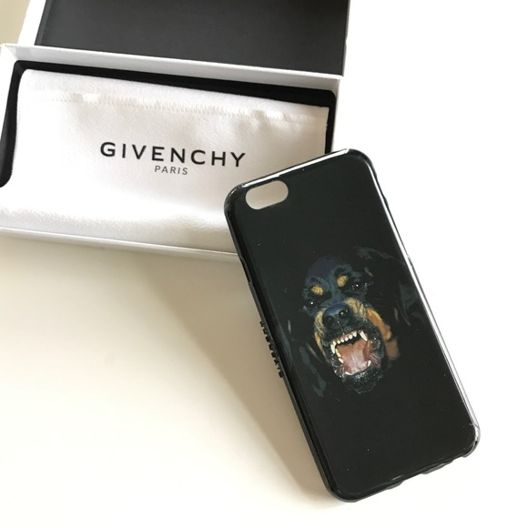 new concept 52d58 8a89f Givenchy Rottweiler iPhone 6 or 6s Case dog