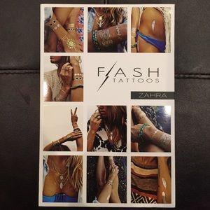 "Flash Tattoo Other - ""Zahra"" Flash Tattoos, Complete Set NWT"