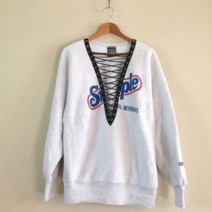 UNIF Tops - 90s / Snapple Sweatshirt