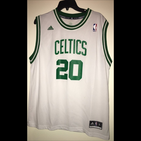 65438e54e6f Adidas Other | Kids Ray Allen Nba Celtics Jersey 20 | Poshmark