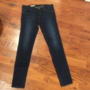 AG The Legging - Super Skinny Jeans