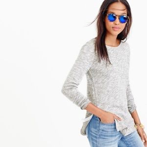 LOWEST PRICE J crew sweatshirt