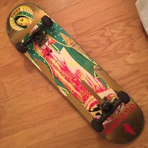 Other - Virgin Mary Skateboard