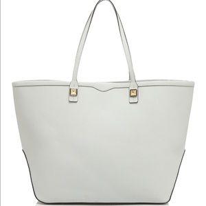 Rebecca Minkoff Handbags - Rebecca Minkoff White Everywhere Tote Bag