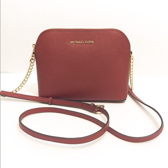 12112f4b774b Michael Kors Bags | Hp Cindy Large Dome Crossbody Bag | Poshmark