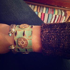 Jewelry - Turquoise Bullet Bracelet