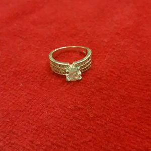 Vintage Jewelry - Vintage engagement ring