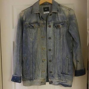 BDG denim jacket, XS