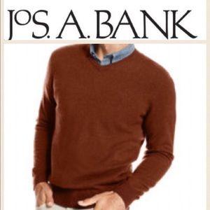 JOS. A. Bank Other - Joseph. A. Bank plum/burgundy sweater