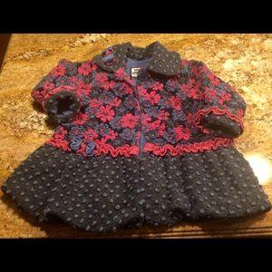 Jackets & Blazers - Corky & Company Girls Coat