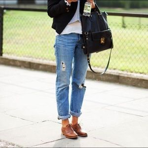 Aldo Shoes - ALDO's Brown Oxford style shoes