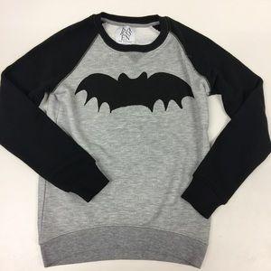 Zoe Karssen Tops - Batman Raglan Sweatshirt NWT