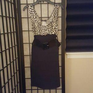mandee Dresses & Skirts - Mandee...Brand new mini dress