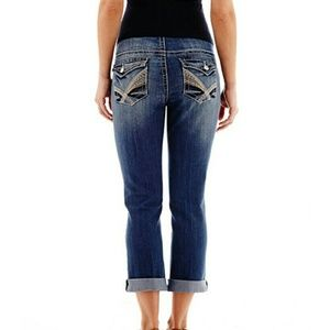Tala Maternity  Denim - SALE! Distressed denim *Maternity Jeans .