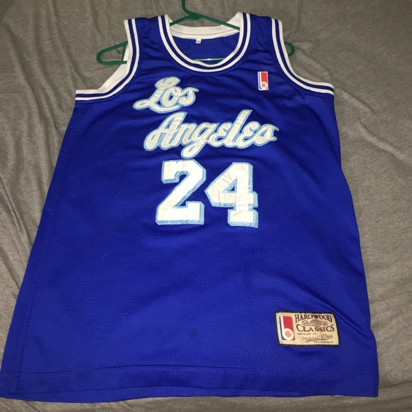 low priced 6fcfa e140d Kobe Bryant Mitchell and ness Jersey