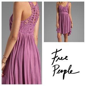 HPFree People Cast Your Net Dress
