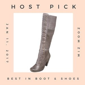 Miz Mooz Shoes - 🎉HP🎉NIB Miz Mooz Solis Knee High Boots
