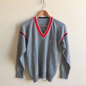 Fila Sweaters - 80s / Vintage Fila Sweater