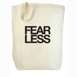 🎉HOST PICK🎉🆕Dogeared Fearless Tote Bag BNwT